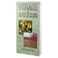 Libro: Le dictionnaire des fleurs de Bach