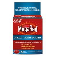 Olio di krill Omega 3 MegaRed