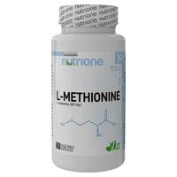 L Metionina 500 Mg.