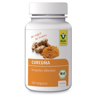 Turmeric in tablets