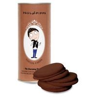 Galletas de Cacao y Escamas de Sal