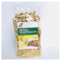 Crunchy with limone e zenzero oats
