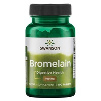 Bromélaïne, 100 mg
