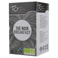 Thé noir breakfast Bio