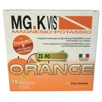 MG.K Vis Magnesio-Potasio Naranja Ze.ro Azúcares