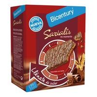 Sarialís Barrita de Cereales chocolate con leche