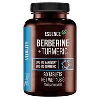 Berberina + cúrcuma