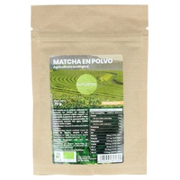 Matcha biologico in polvere