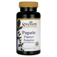 Enzyme Papaïne Papaye, 100 mg