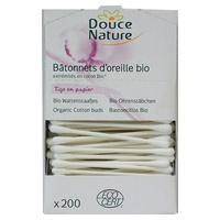 Organic Cotton Ears Sticks