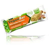 Vegan protein bar nuts