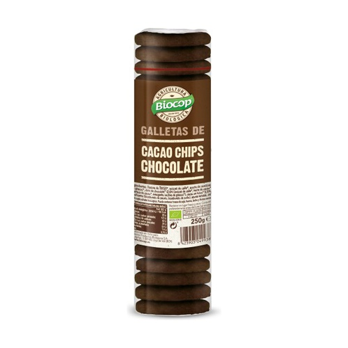 Galleta Cacao Chocolate