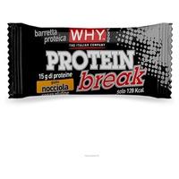 Snack de proteína sabor avellana