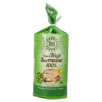 Tortitas de trigo sarraceno Bio