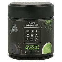 Té Verde Matcha Premium