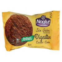 Gluten Free Noglut Digestive Cocoa Cookies