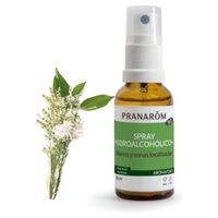 Spray Idroalcolico + con Tea Tree e Ravintsara Biologica