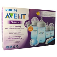 Philips avent set de recién nacido gama natural SCD301/04