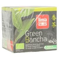 Té Verde Bancha Bio