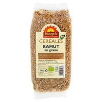 Cereales Kamut en Grano Bio 500 gr de Biogra