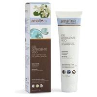 Gel limpiador facial hidratante con ácido hialurónico y tiaré