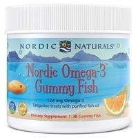 Golosinas Omega-3 de Mandarina 124 mg