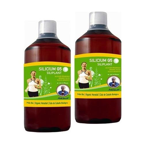 Pack de 2 Silicium G5 Siliplant