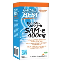 SAM-e, 400 mg à double concentration