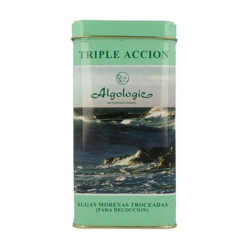 Algas morenas troceadas Triple Acción