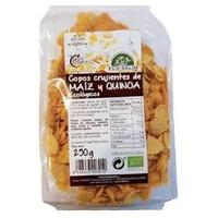 Copos Crujientes de Maíz y Quinoa Eco