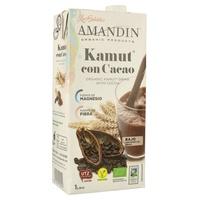 Bebida de Kamut con Cacao