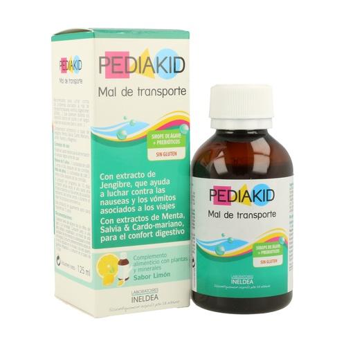 Pediakid mal del transporte (sabor a limón)