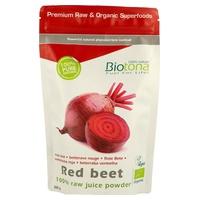 Red Beet Raw Remolacha Roja Bio