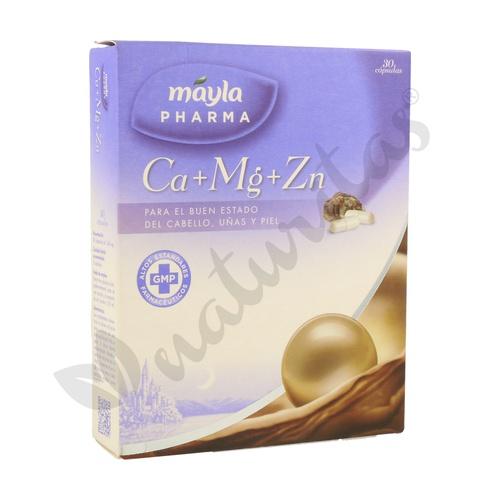 Ca + Mg + Zn