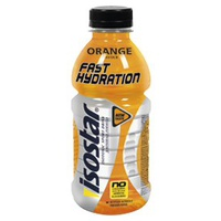 Fast Hydration - Botella PET de naranja