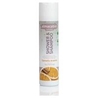 Shower & Shampoo Alla Cannella E Arancio