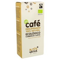 Café Molido Descafeinado Bio Comercio Justo