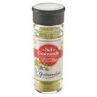 Fine salt flavored with salted vegetables