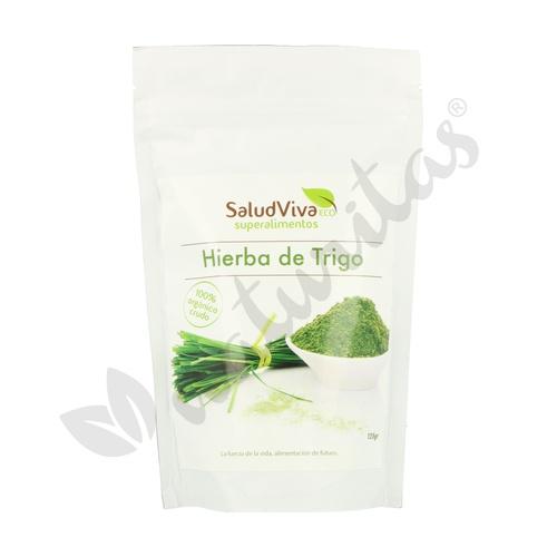 Hierba de Trigo Eco 125 Gr de Salud Viva