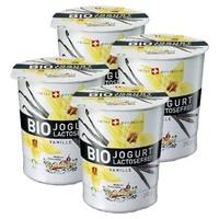 Pack Yogur sin lactosa Vainilla Bio