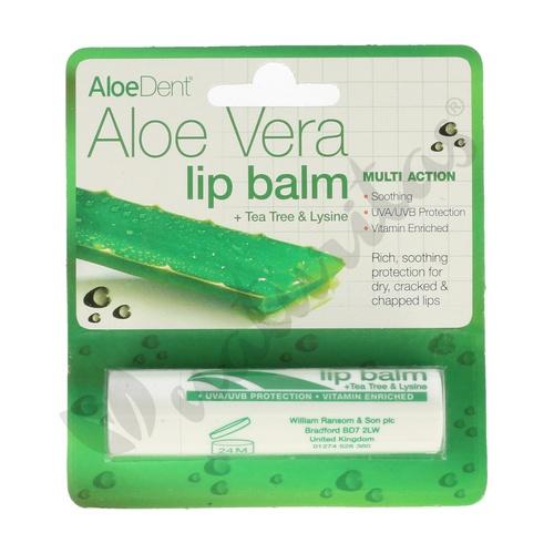 Protector Labial de Aloe Vera