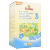 Leche Infantil Continuación 3 Vaca Bio  600 gr de Holle