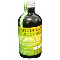 Aceite de Cáñamo (Primera Prensa en Frío)
