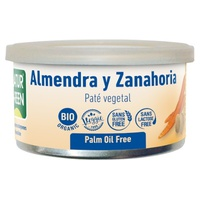 Almond and Carrot Vegetal Pate