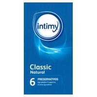 Preservativos Classic Natural x 6