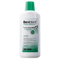 Bexident Fresh Breath Mouthwash