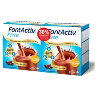 Pack Duplo FontActiv Forte Chocolate