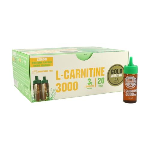 L carnitine (sabor limón)