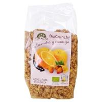 Muesli Crunchy de Almendra y Naranja Bio