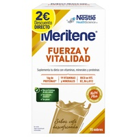 Smoothie Meritene Strength and Vitality Coffee 2 € Remise